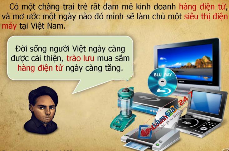 bai hoc khoi nghiep kinh doanh