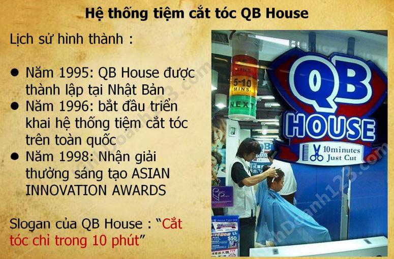 he thong qb house