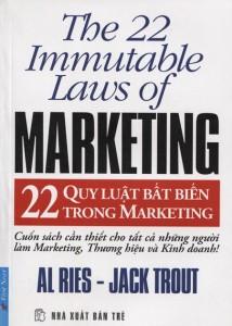 22 quy luật bất biến trong kinh doanh