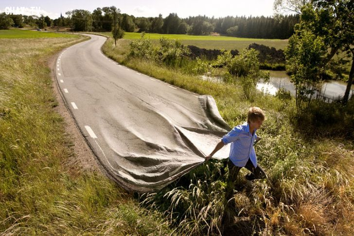 bạn tạo lên con đường đi của mình