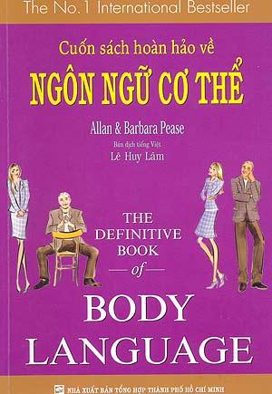 sách ngôn ngữ cơ thể